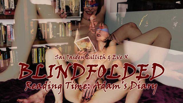 BLINDFOLDED | READING TIME v2 Adam's Diary