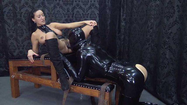 The orgasm slave