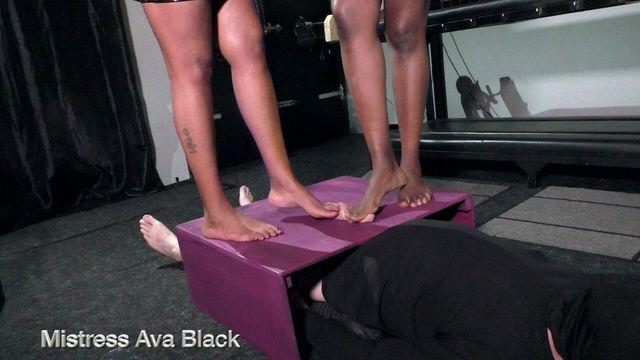 Extracting our cum tribute