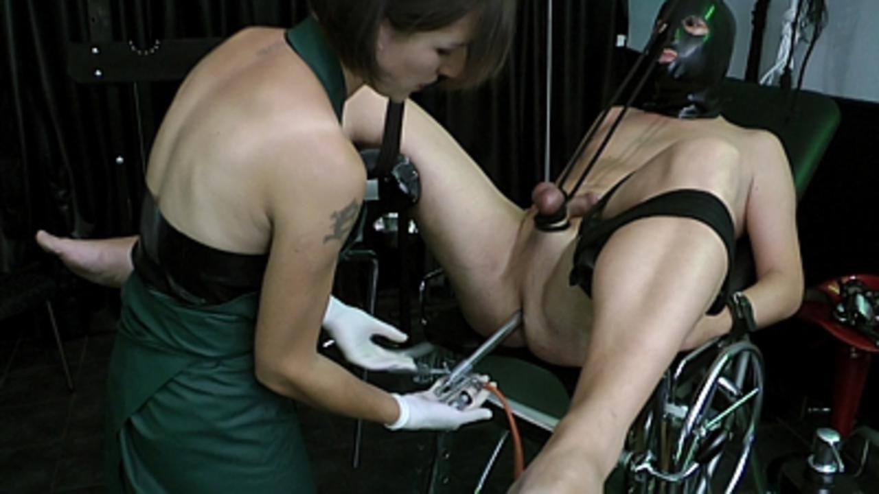 Baroness Mercedes - Dark Clinic