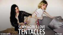 Schoolgirls Love [CENSORED] - w/Kristen Jade