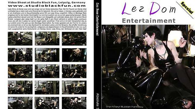 Lez Dom Entertainment - Absolut Subjection