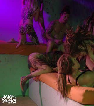 Big Dirty Dreatz orgy
