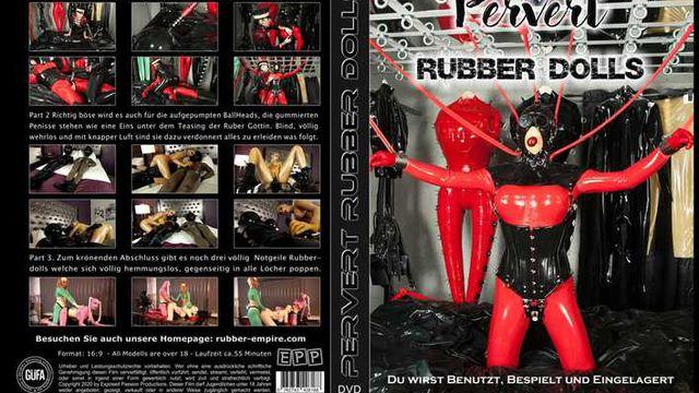 Pervert Rubber Dolls