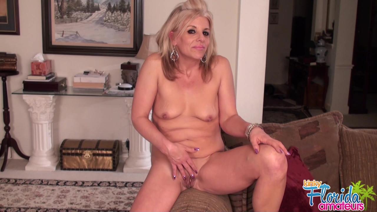 Part 2 - Florida Milf Sami First Ever Video