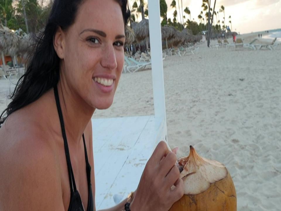 Die besondere Kokosnuss ;)