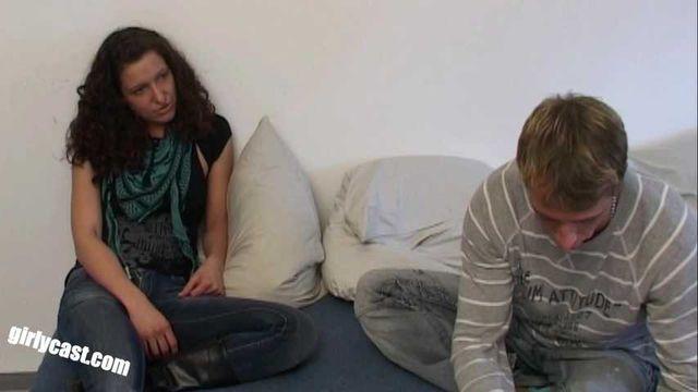 Emmis Partnertausch mit Birger! Von Massage bis Anal