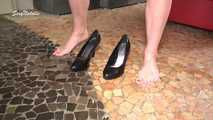 Pumps flooded and attracted