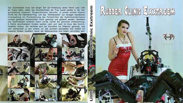 Lady Lilith - Rubber Clinic Exxtreeem