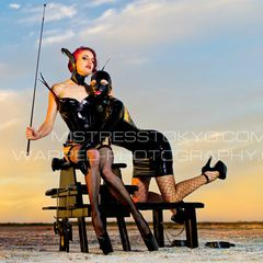 Never met Me & trying to find a reason to book an appt? (not just because I'm one of #Australias best #Dominatrix?) I'm offering a new #slave SPECIAL RATE to celebrate My 20yr anniversary as an independant Mistress! #mistresstokyo http://mistresstokyo.com http://warped-photography.com