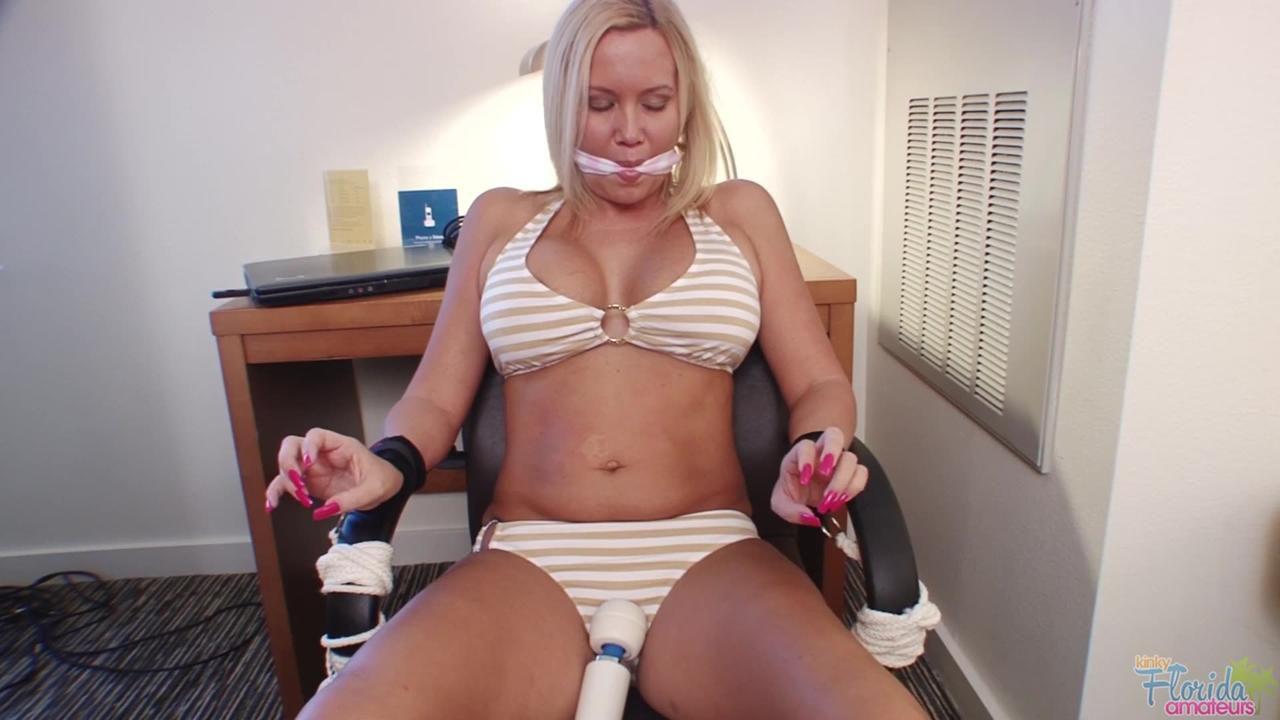 Kinky Submissive Milf Vibrator Torture