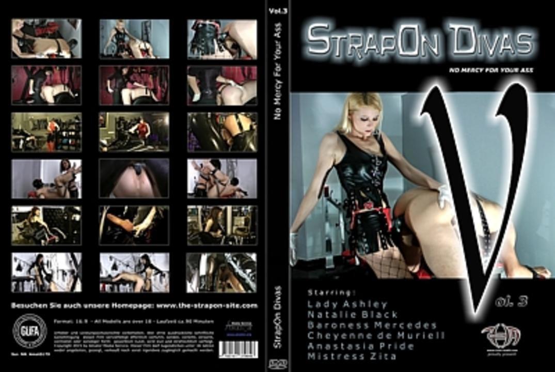 Strapon Divas Vol. 3