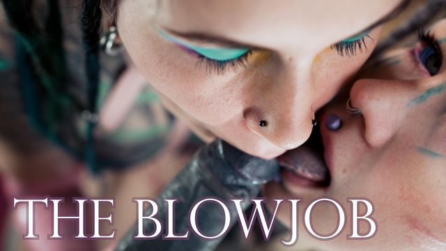 The perfect double blowjob