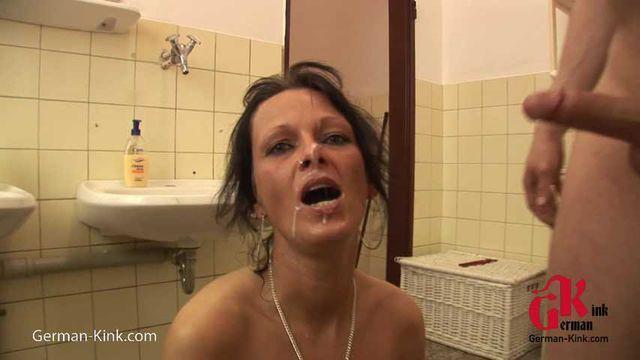 German MILF Hardcore Fucked in all Holes