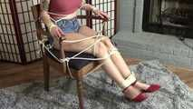 Tied Up Girl Friend
