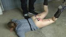 Bella - Wax torture