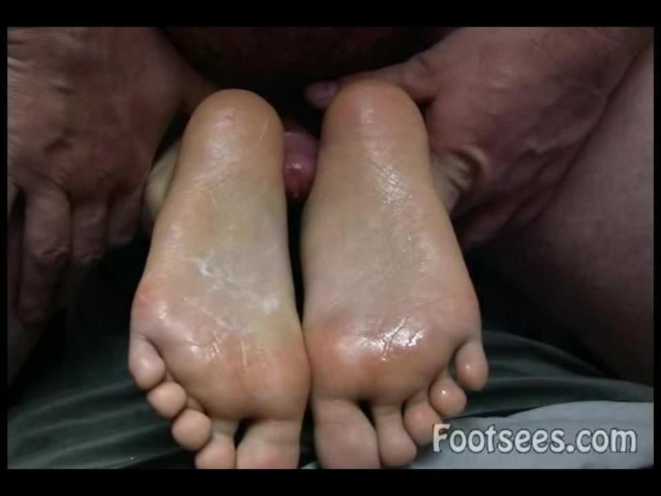 Fucking Her Feet