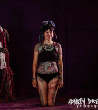 Valkyriz and Illuz in ropes - DDZ summerfest 2019
