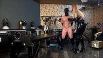 Anal- und Strap-On Session im Studio