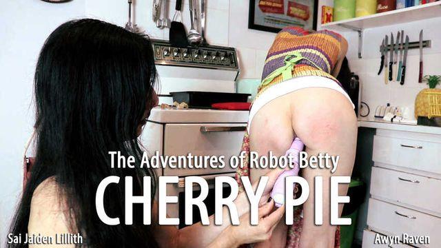 THE ADVENTURES OF ROBOT BETTY v1 Cherry Pie