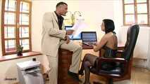 Secretaries - Renata Black - I Want To Get My Ass Fucked By My Boss - Episode 2