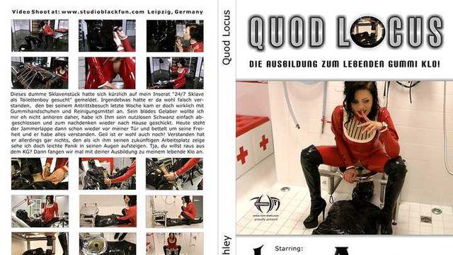 Lady Ashley - Quod Locus