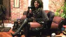 Black Latex Lover