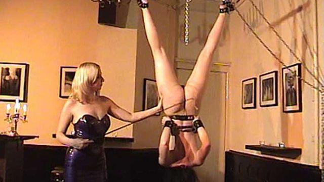 Pupett is punished
