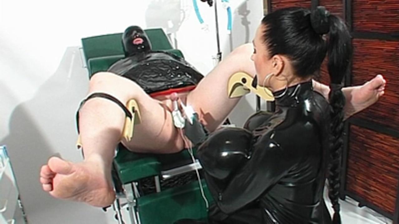 The Rubber Nurse