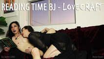 READING TIME v1 BJ Lovecraft
