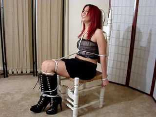 Tanya - Booted and Bound