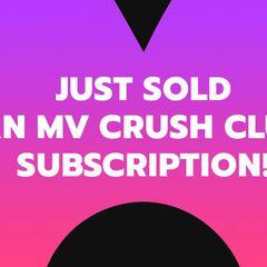Someone new joined my MV Crush Club! You should join too!  #MVSales #MVCrush