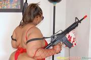 Sweet Paradise Caramel Thong Punishers Intro