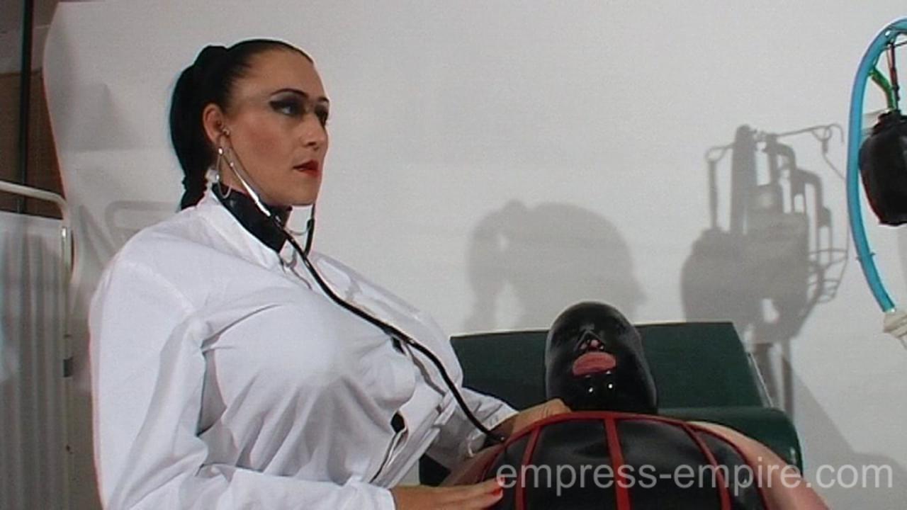 Schwester Bijou - Erektionsstörungen Part1