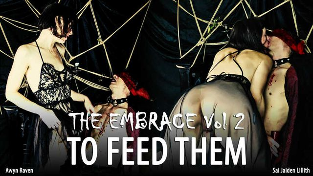 VAMPIRE LOVERS | The Embrace v2 To Feed Them
