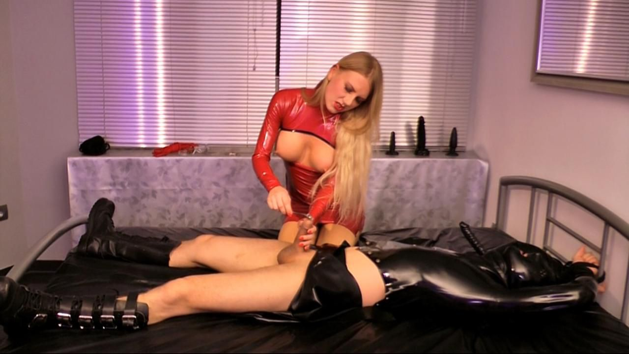 Lady Estelle - Face Fuck