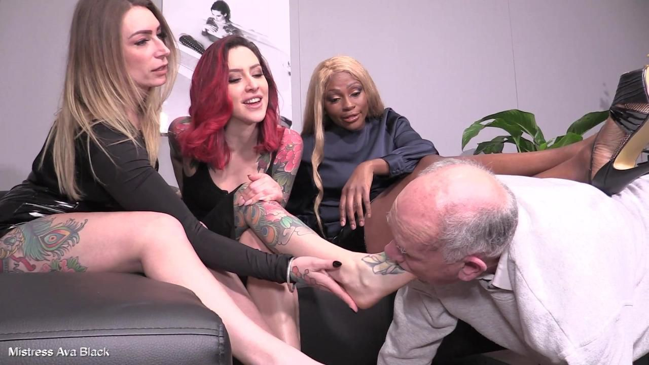 Sugardaddy pedicure - Part Two
