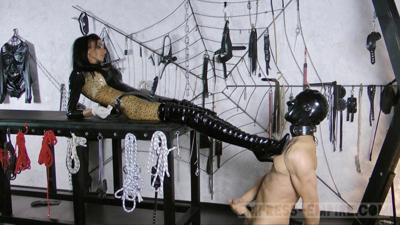 Mistress Zita - Fucked after Orgasm