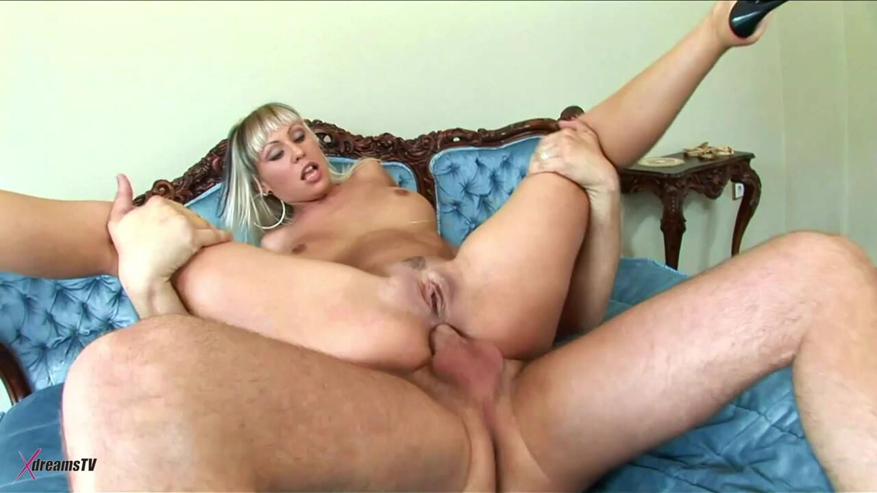 Adrianna Russo - Lustful Couple And The Desire For Anal Sex - Episode 2