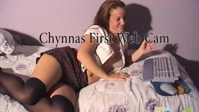 Kinky Florida Amateur Teen Chynna Lynn First Webcam Parts 1 And 2