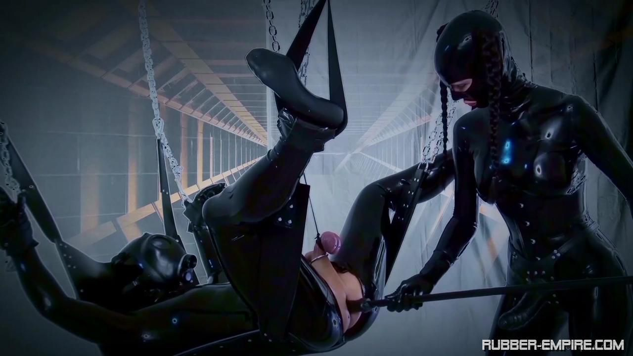The ART of Rubber Sex
