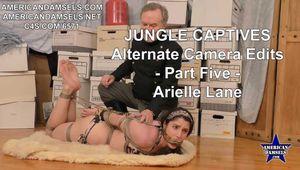 Jungle Captives - Part Five - Arielle Lane