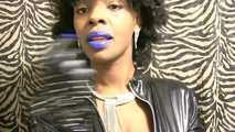 Latex Perfect Blue