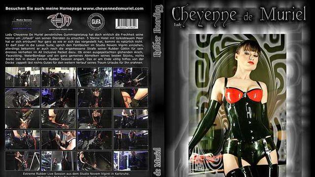 Cheyenne de Muriel - Rubber Boarding