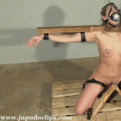 "We just made another sale of ""Slaves Nightmare ""!<br /><br />#BDSM #MaleDomination #Slave<br /><br />Juliette sits in the punishment room. She is naked. On her head is a hood and her hands and her neck are cuffed in a long wooden neck stock. She is sitting...<br /><br />👉http://jocoboclips.com/1061943048👈 #Shopmaker"