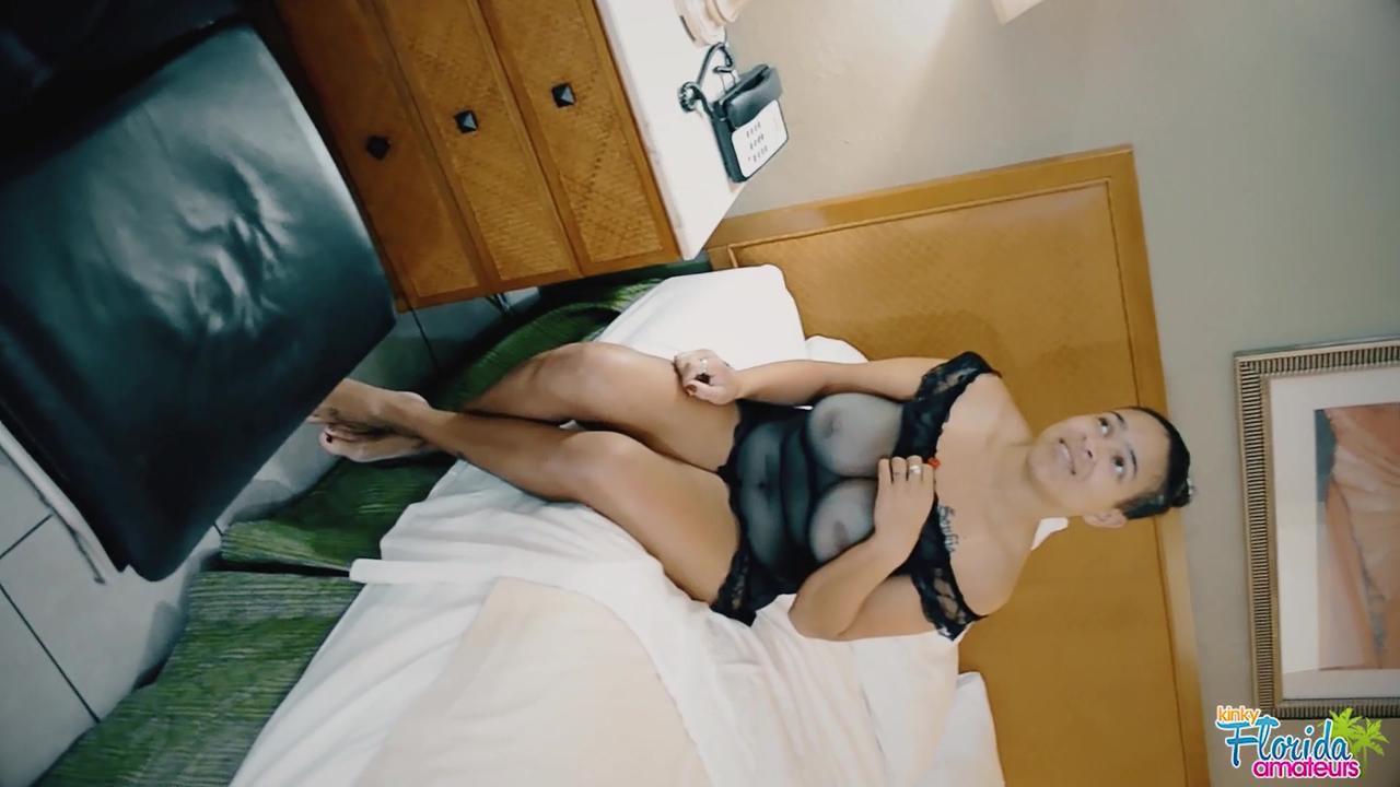 Kinky Amateur Ebony Milf Desiree Dee - Video Part 1