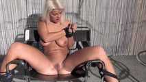 Martina's Education By Tickling And Whipping