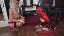 Toxic Barbie und das Gummipüppchen