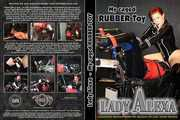 Lady Alexa: My caged Rubber Toy
