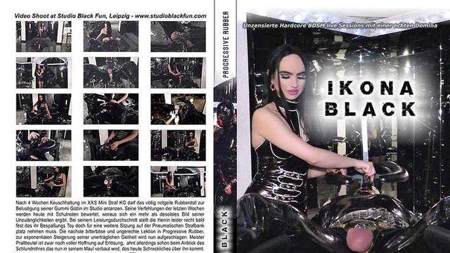 Ikona Black - Progressive Rubber